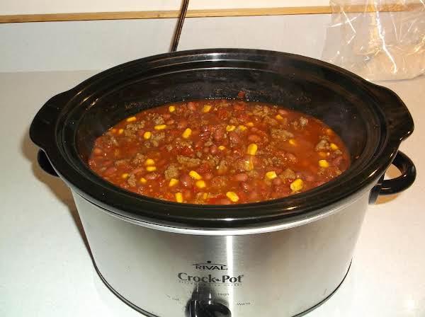 Favorite Chili Recipe