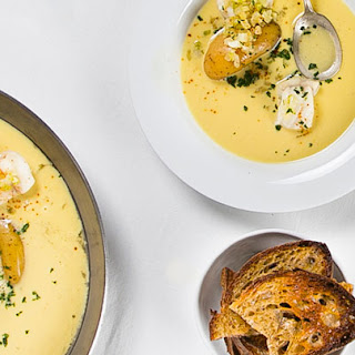 Bourride (Fish Stew with Aioli)