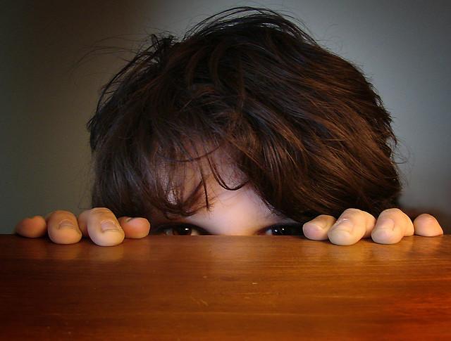timidez en la niñez
