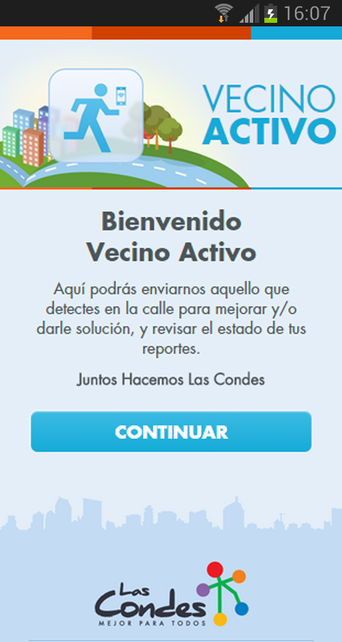 Vecino Activo- screenshot