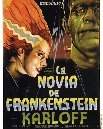 La novia de Frankenstein (1935, James Whale)