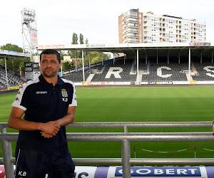 Drie weken voor de start van de competitie is de technische staf van Charleroi eindelijk af