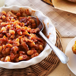 Beefy Barbecue Baked Beans.