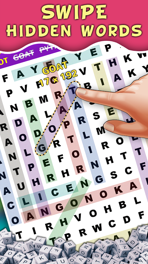 Word Search Elite- screenshot
