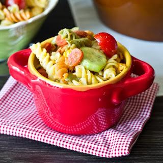 Classic Pepperoni Pasta Salad