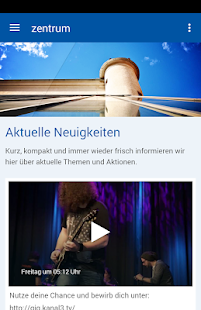 zentrum- screenshot thumbnail