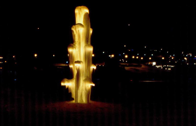 Fontana di ghiaccio di benny48