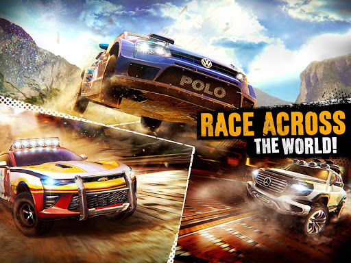 Asphalt Xtreme: Rally Racing  gameplay | by HackJr.Pw 2