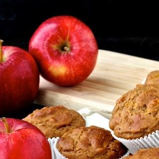 Apple Cardamom Muffins
