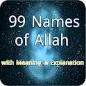 99 Names of Allah - with Meaning and Explanation icon