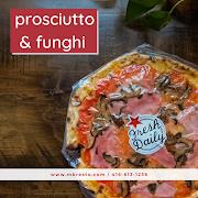 Prosciutto Funghi at Home