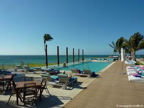 Photo: Mexique-La piscine de Jade, l'espace 5Ψ au Club Med Cancún Yucatán.