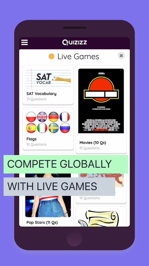 Quizizz Quiz Games for Learning  Apps on Google Play