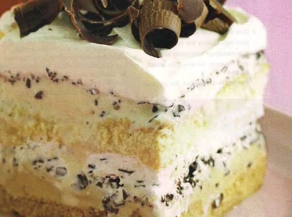 Ice Cream Tiramisu Recipe