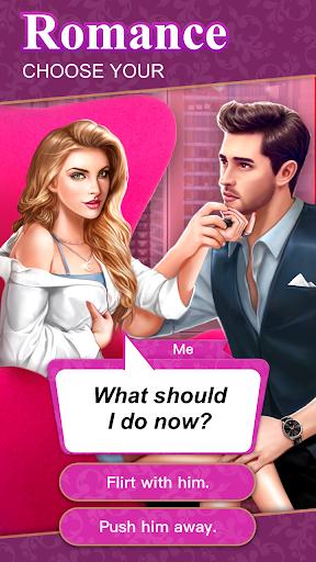 Fancy Love: Interactive Romance Game apkdebit screenshots 4