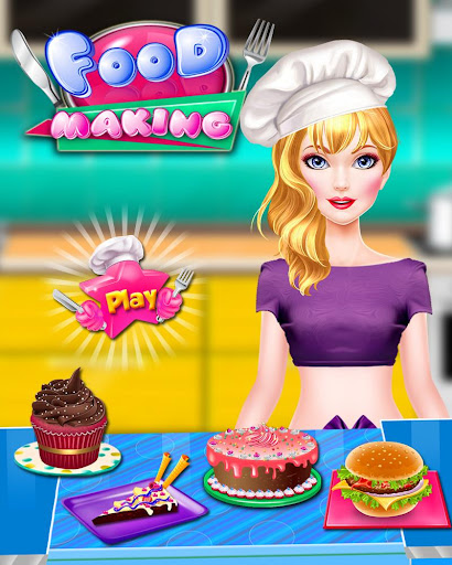 Cooking Recipes - in The Kids Kitchen 1.3 screenshots 1