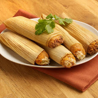Cheese Tamales.