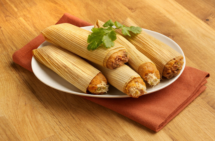 Cheese Tamales Recipe