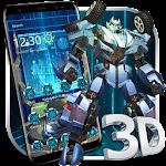 3d Transformers theme