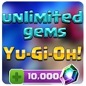 Gems For Yu-Gi-OH Duel Prank icon