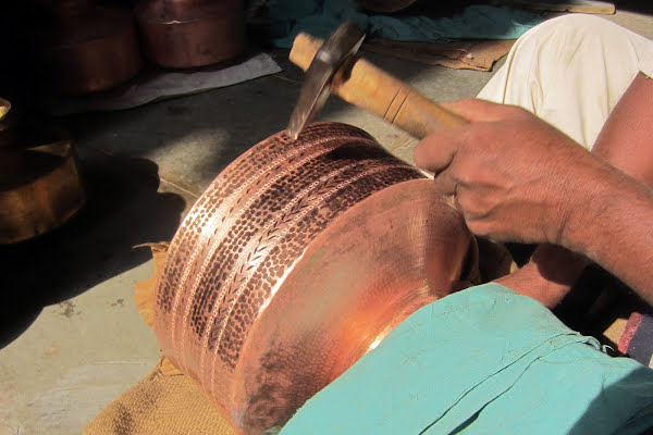 Inspired by India's Artisans