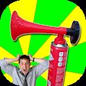 Air Horn Button (Infinite) - Air Horn Simulator icon