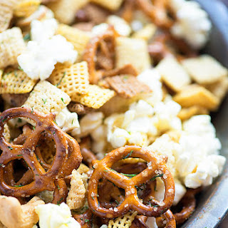 Dill Pickle Snack Mix
