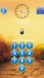 Fingerprint Screen Lock PRANK screenshot 2