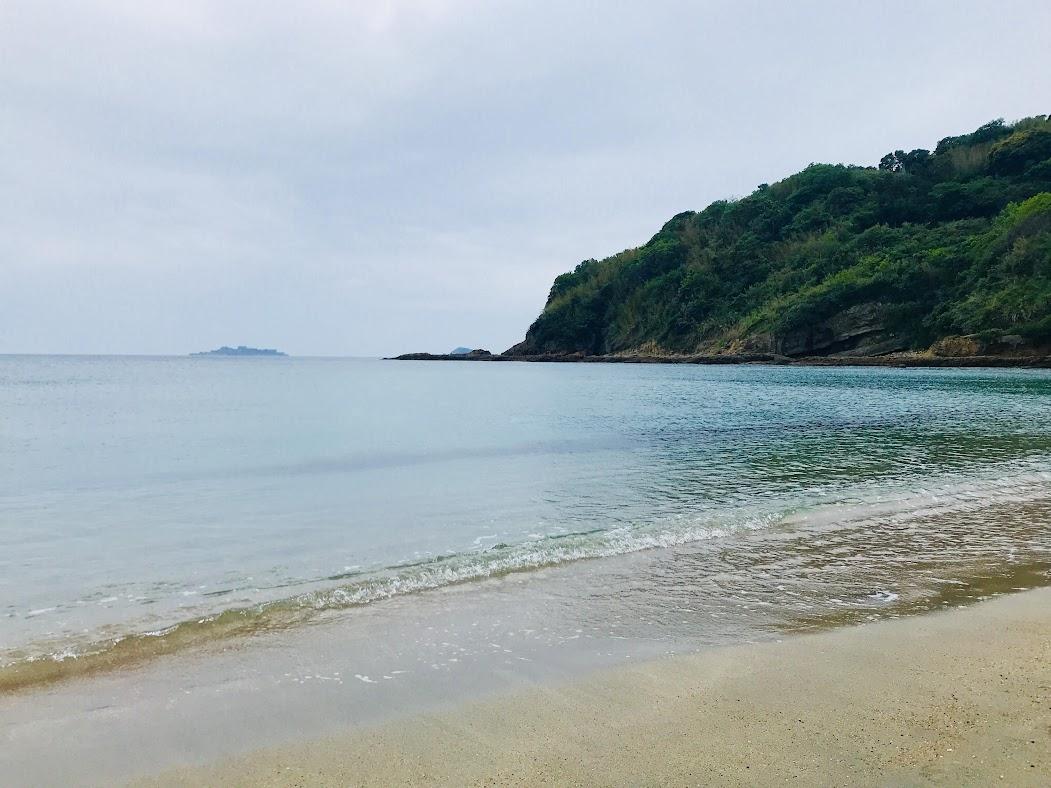 長崎市高浜海岸