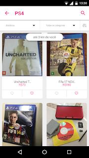 Skina - Vender e comprar perto screenshot 03
