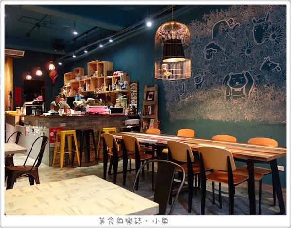 INS Cafe 癮俬咖啡/西門町下午茶/不限時/免費wifi/提供插座(內附詳細菜單)