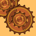 Steampunk Idle Spinner: cogwheels and machines 1.6.1