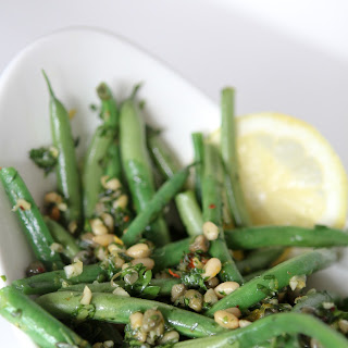 Green Beans Gremolata Recipes