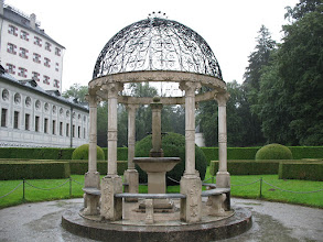 Photo: 15.Innsbruck, Zamek Ambras (Schloss Ambras)