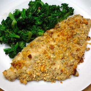 Pecan-Crusted Catfish.