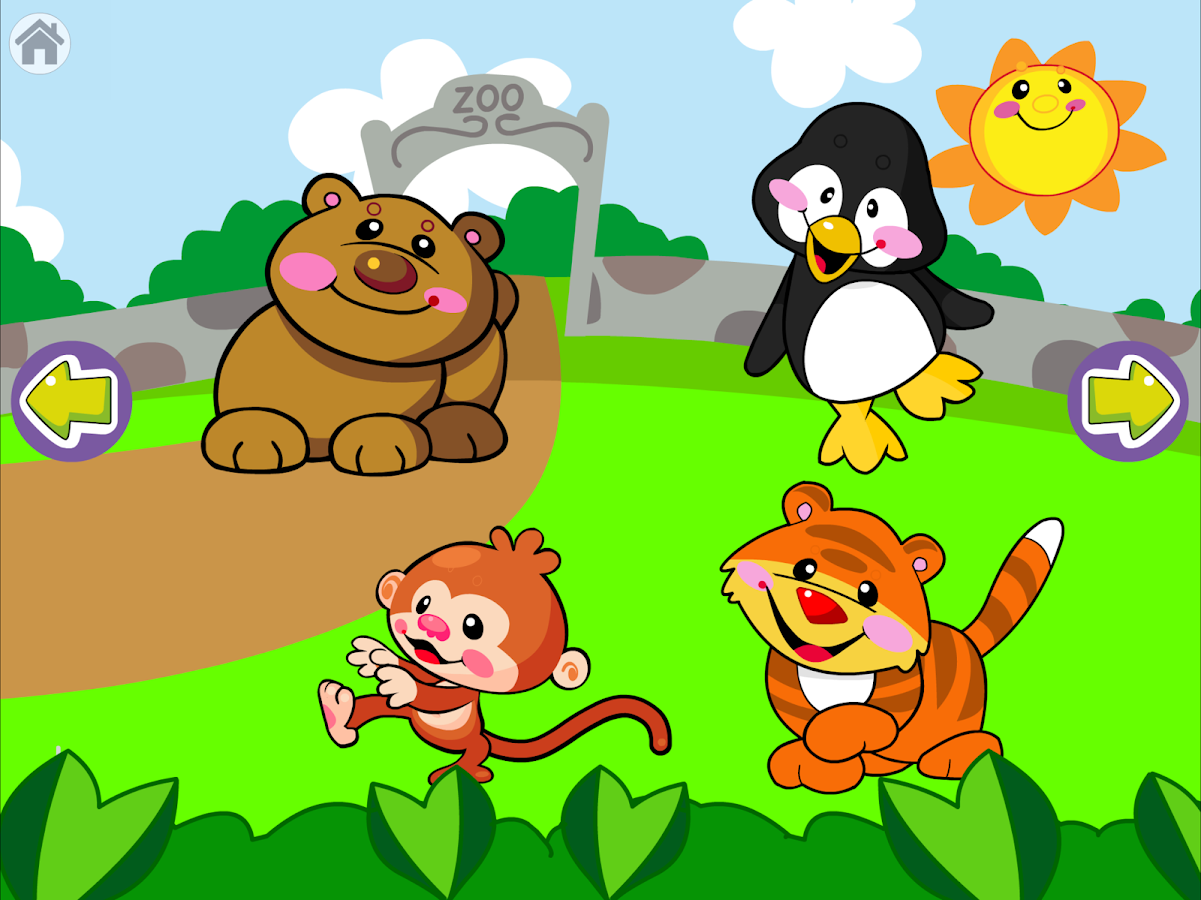 Animal Sounds for Baby – Capture d'écran