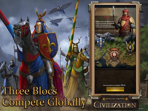 Civilization: Rise of Empire android2mod screenshots 7