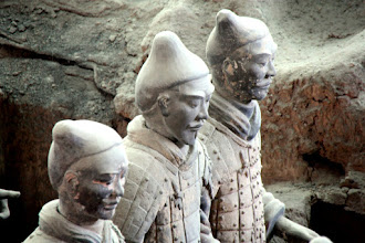 Photo: Day 188 -  Terracotta Warriors in Xi'an  Pit 1 (China)