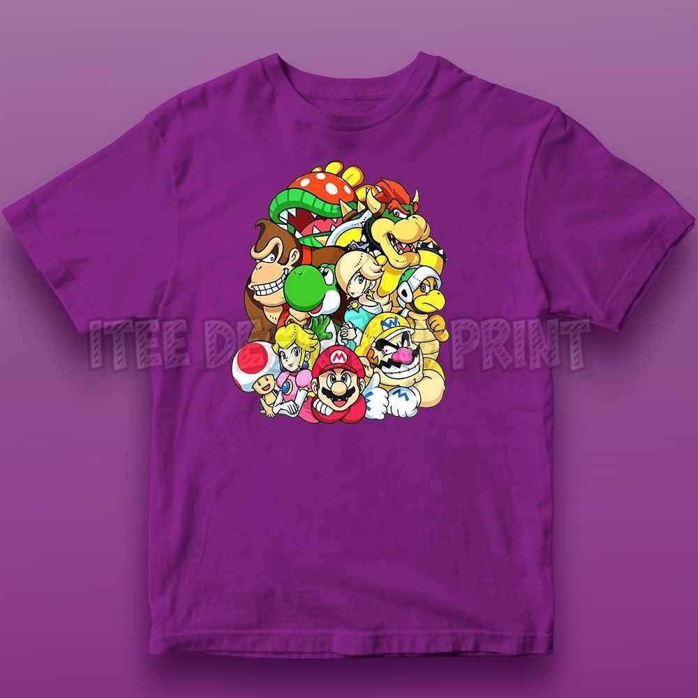 Mario Family 9