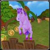 Little Running Pony Adventure