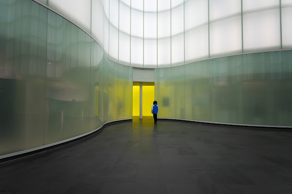 Ingresso al museo di -JOKER-