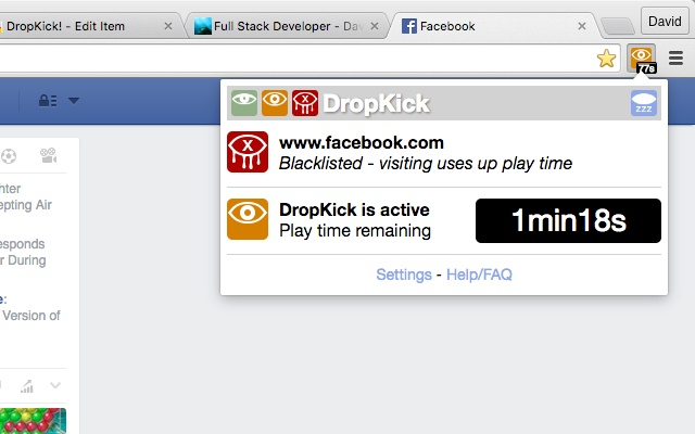DropKick!