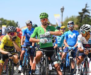 Peter Sagan ook dit jaar één van de kopmannen van Bora-Hansgrohe in de Tour de France