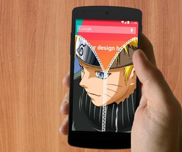 Naruto Lock Screen - náhled