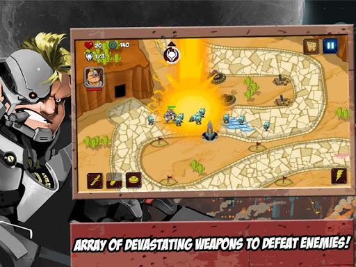 異形入侵TD英雄|玩策略App免費|玩APPs