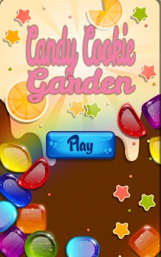 Candy Cookie Garden