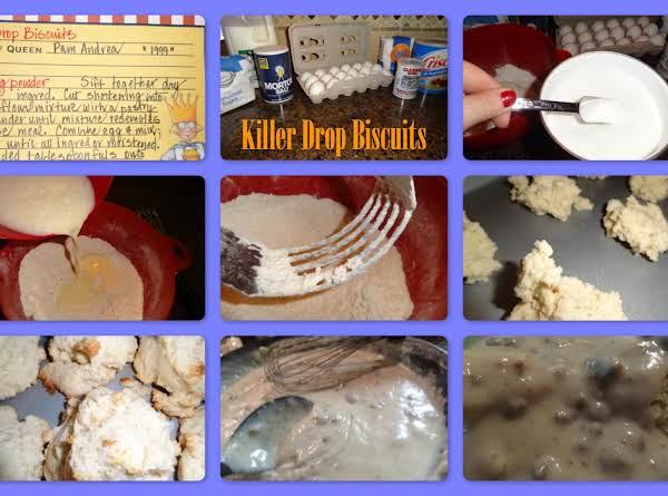 Killer Drop Biscuits Recipe