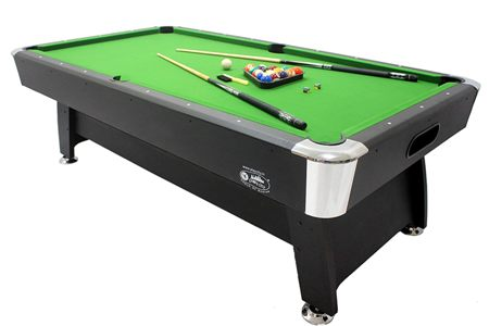 Play In The City Green Best Pool Tables In India