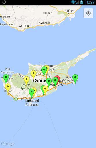 Cyprus Air Pollution