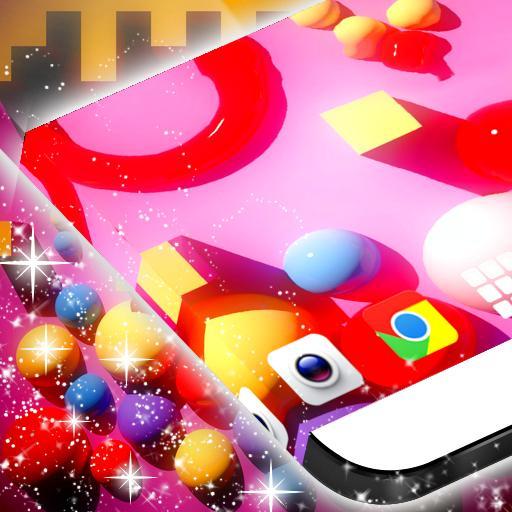 個人化App|糖果动态壁纸 LOGO-3C達人阿輝的APP